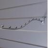 Зображення Кронштейн хвиля в економпанель 30 см 9 кульок