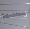 Изображение Кронштейн в экономпанель 40 см 9 шариков овальная труба