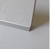 Зображення Торцевий алюмінієвий профіль для економпанелі 2440мм
