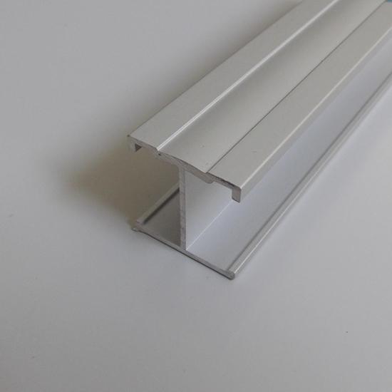Зображення З'єднувальний алюмінієвий профіль для економпанелі 2440мм