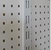 Изображение Стойка перфорированная двойная белая L=2000мм