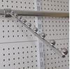 Зображення Кронштейн флейта прут на перемичку 35 см 8 кульок