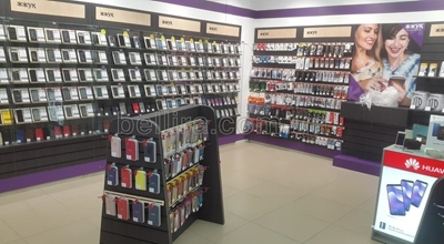 Торгове обладнання для магазинів мобільного зв'язку