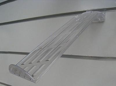 Изображение Полка для обуви в экономпанель акриловая поворотная