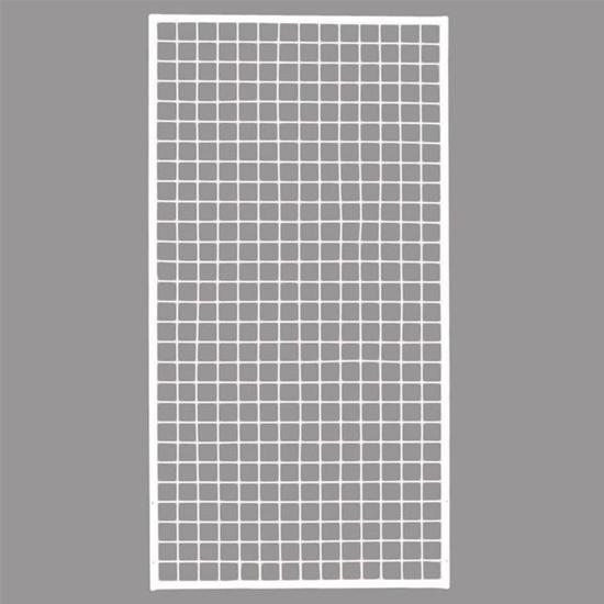 Изображение Торговая сетка в рамке без ножек