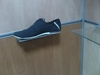 Изображение Полка для обуви в экономпанель алюминиевая