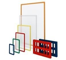 Зображення для категорії Рамки пластикові та протектори