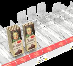 Зображення для категорії Лотки для шоколаду