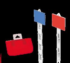 Зображення для категорії Підвісні стрічки і гачки-вішалки