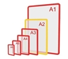 Зображення Пластикова рамка формату А2