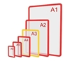 Зображення Пластикова рамка формату А3