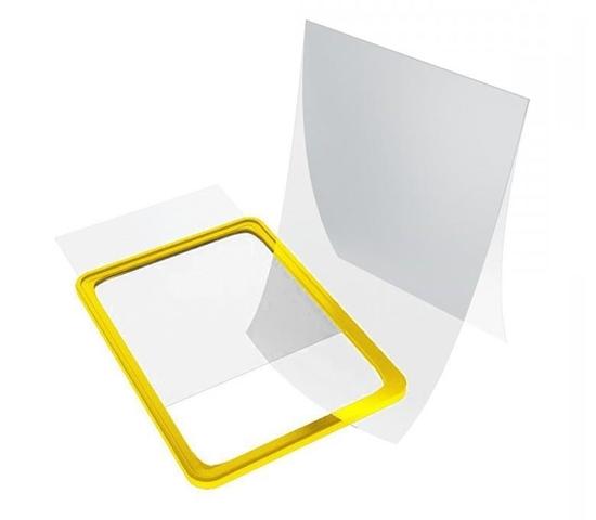 Зображення Пластикова антиблікова кишеня-протектор А1-А6