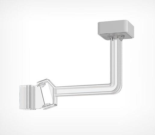 Зображення Маятниковий магнітний тримач для пластикових рамок MGT-SW
