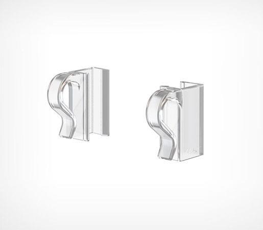 Зображення Кліпса для кріплення рамок на дротяні кошики B-CLIP