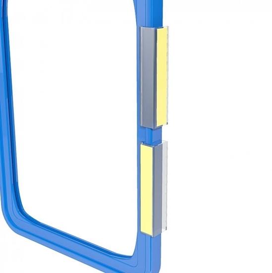 Зображення Кліпса для кріплення рамок до рівній поверхні FLU-CLIP