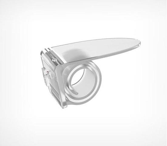 Зображення Пластиковий тримач-равлик TECHNO COIL CLIP