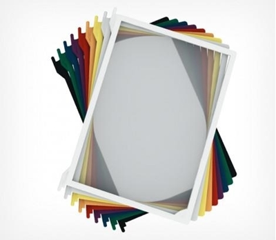 Зображення Пластикова рамка для перекидної системи INFOFRAME