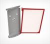 Зображення Основа для настінної перекидної системи А4 INFOLINE на 10 рамок
