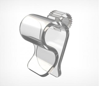 Зображення Тримач-зажим для кріплення на край посуду DELI-CL