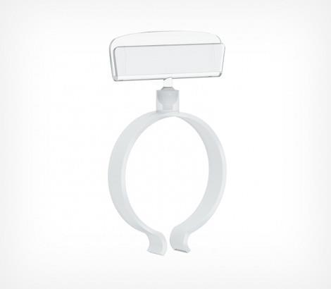 Зображення Тримач цінника на ковбасу RING-CLIP