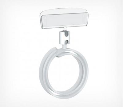 Зображення Тримач цінника равлик на ковбасу ROLL-CLIP