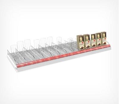 Зображення Набір з 13 лотків для викладки плиткового шоколаду CHOCO-TRAY-SET13