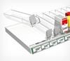 Зображення Лоток для сигарет з інтегрованим штовхачем SIG-TRAY