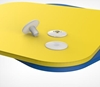 Зображення Пластиковий гвинт-заклепка QUICK LOCK
